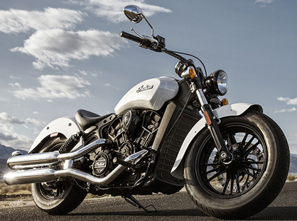 2016 Indian Scout 60 - Chesapeake Cycles