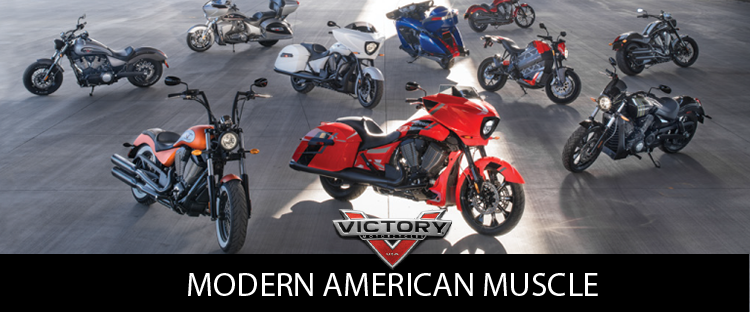 Ocean City Bikefest 2016 2017 Victory Models
