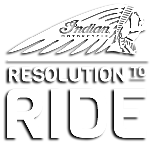 Indian Motorcycle Resolution to Ride