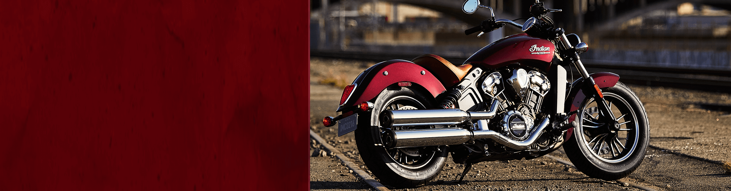 Indian Motorcycle Road Is Calling Promotion Slide