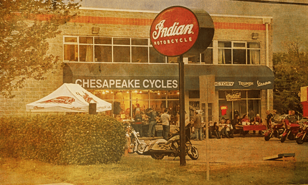 Chesapeake Cycles with Filter