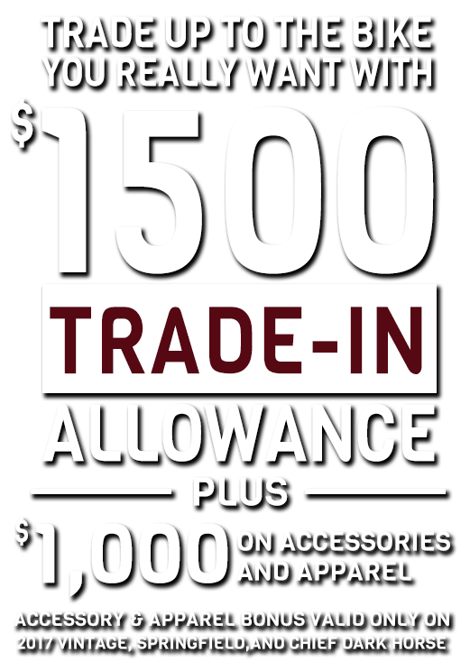 June Indian Motorcycle Offer