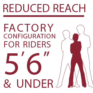 Reduced Reach Indian Motorcycle Image