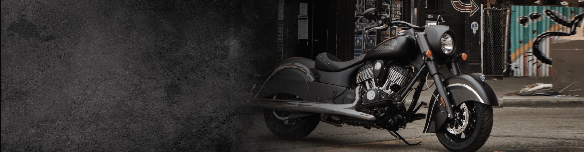 Chief Dark Horse Indian Motorcycle