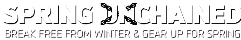 2018 Triumph Spring Unchained Logo