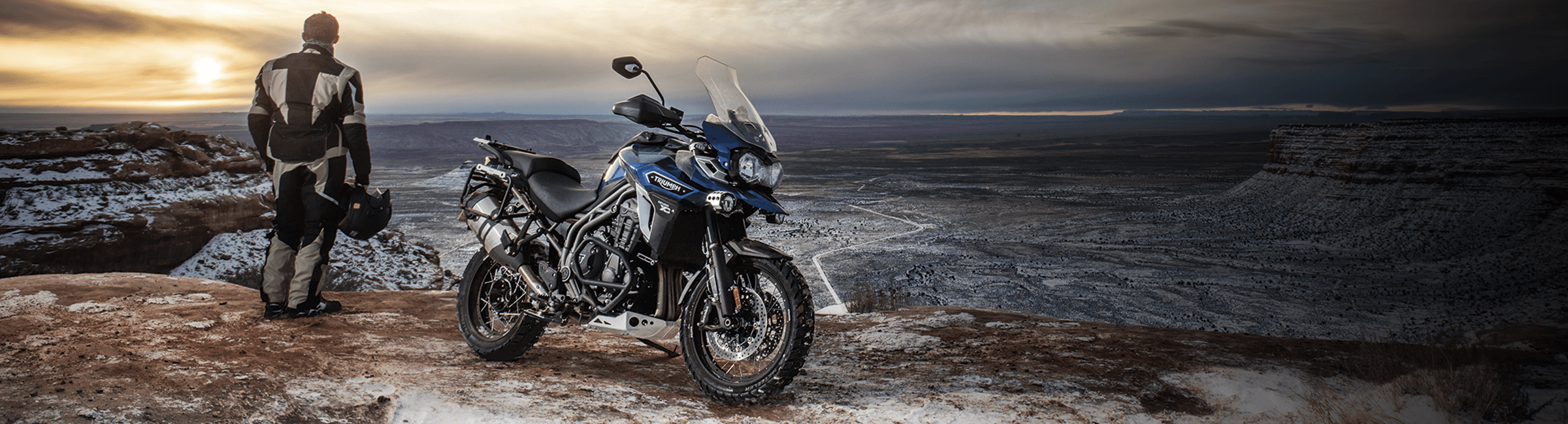 2018 Triumph Spring Unchained