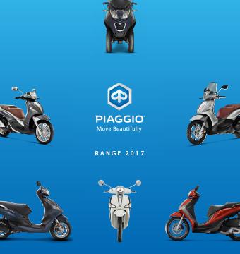 2017 Piaggio Catalog